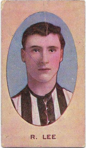 1910 Series E Sniders & Abrahams – Collingwood – Dick Lee