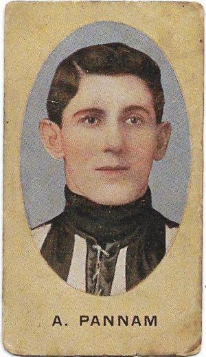 1910 Series E Sniders & Abrahams – Collingwood – Albert Pannam