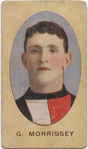 1910 Series E Sniders & Abrahams – St. Kilda – George Morrissey