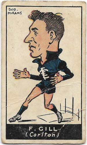 1933 Carreras (11) Frank Gill Carlton