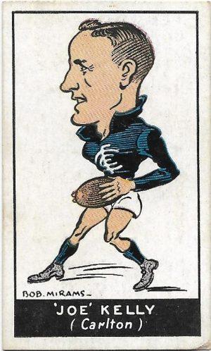 1933 Carreras (12) Joe Kelly Carlton
