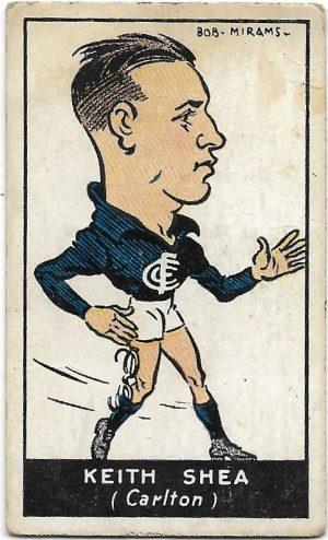 1933 Carreras (14) Keith Shea Carlton