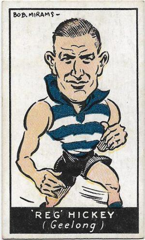 1933 Carreras (35) Reg Hickey Geelong