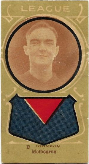 1933 Licorice Larks Melbourne – Robert Johnson