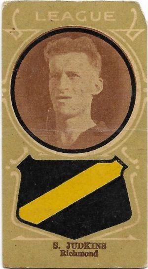 1933 Licorice Larks Richmond – Stan Judkins