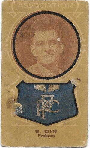 1933 Licorice Larks Prahan – William Koop
