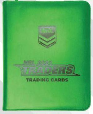 2021 NRL Traders Official Album / Insert Card
