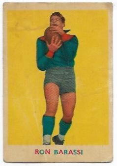 1963 VFL Scanlens (16) Ron Barassi Melbourne