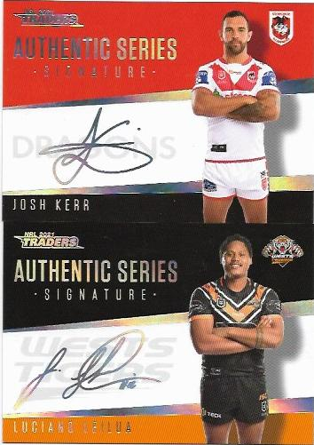 Authentic Silver Series