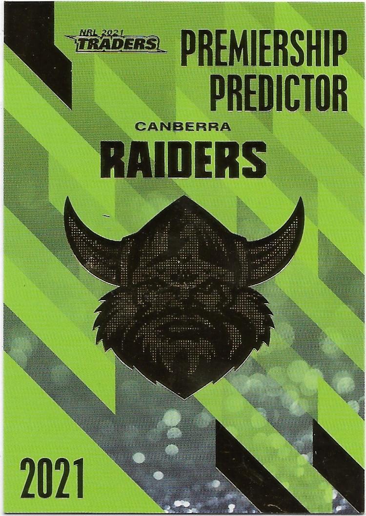 Premiership Predictors