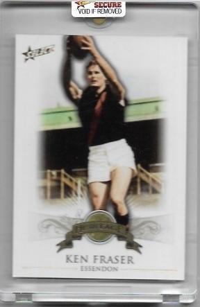 2011 Select Heritage (H3) Ken FRASER Essendon 090/500