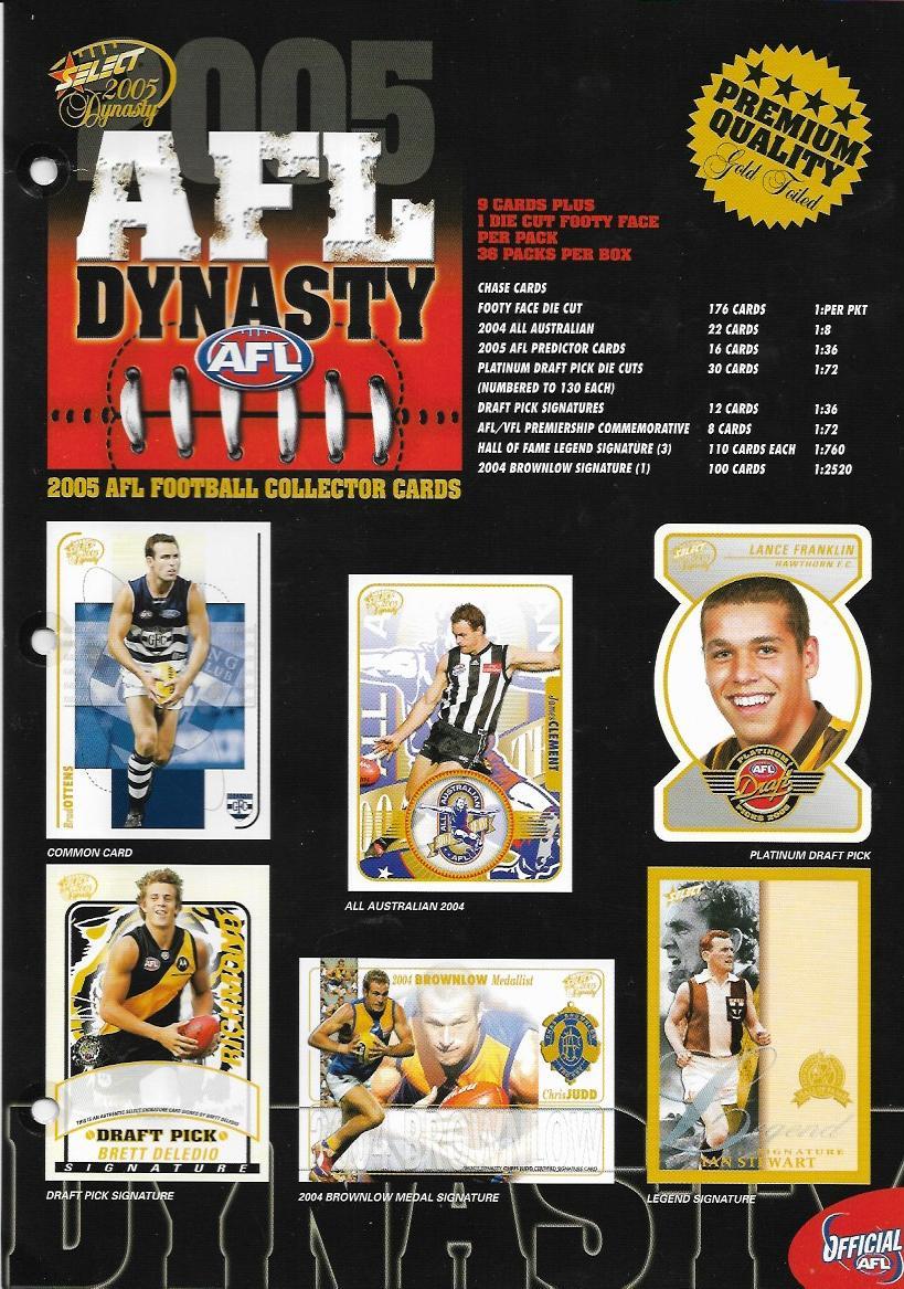 2005 Dynasty